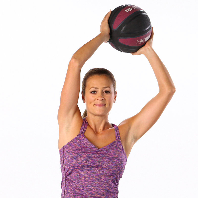 Bosu Ball Standing Desk: Medicine Ball Workouts To Tone And Strengthen