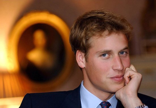 Remember When Prince William Was a Superhot Teen Idol?
