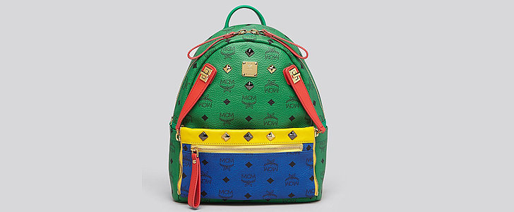 All the Talking Points You Need For This MCM Backpack