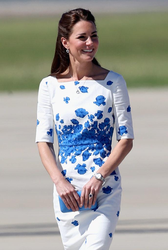 Kate Middleton Takes the Pilot Seat!