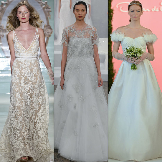 Turn Your Aisle Into a Runway With the 6 Hottest Bridal Trends