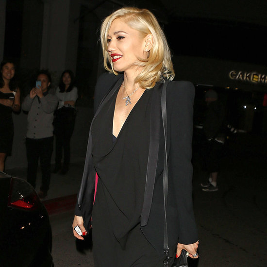 Gwyneth Paltrow at a Party at Crossroads