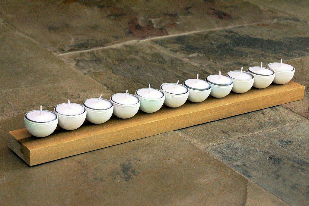 DIY Tea Lights