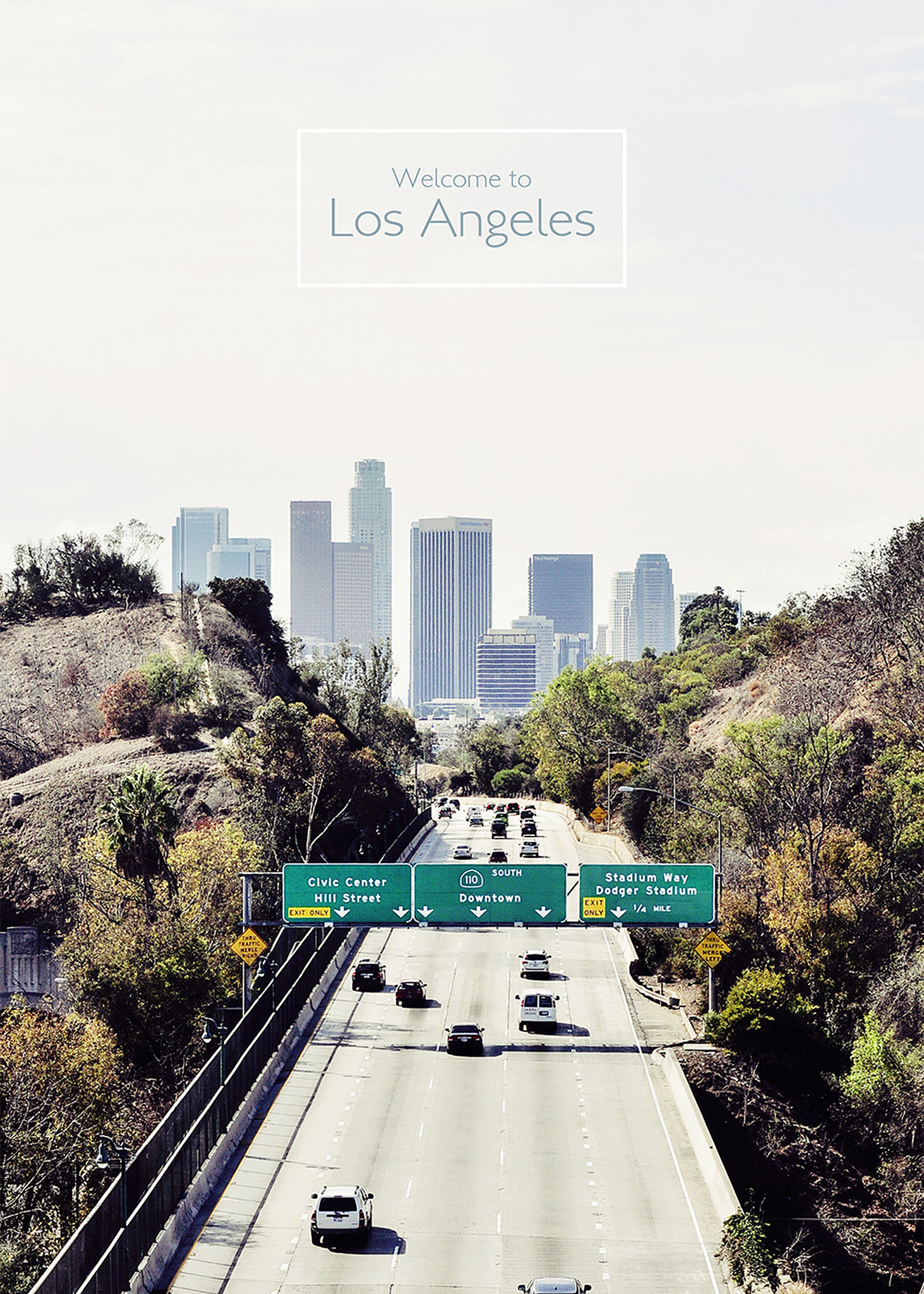 Welcome to Los Angeles ($15-$40)