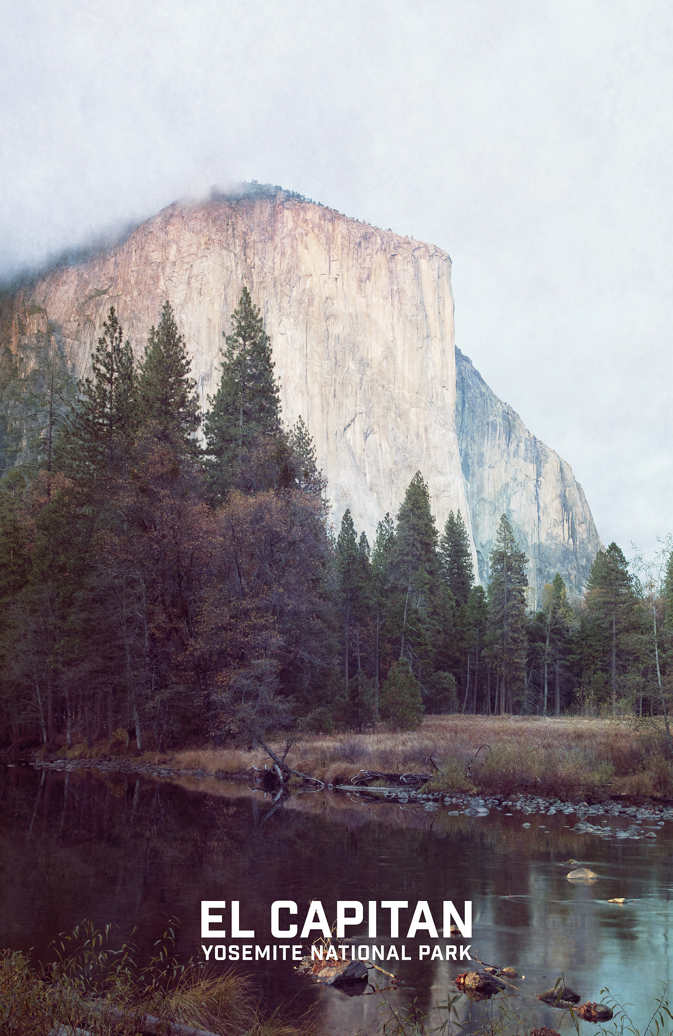 El Capitan Yosemite National Park ($15-$40)