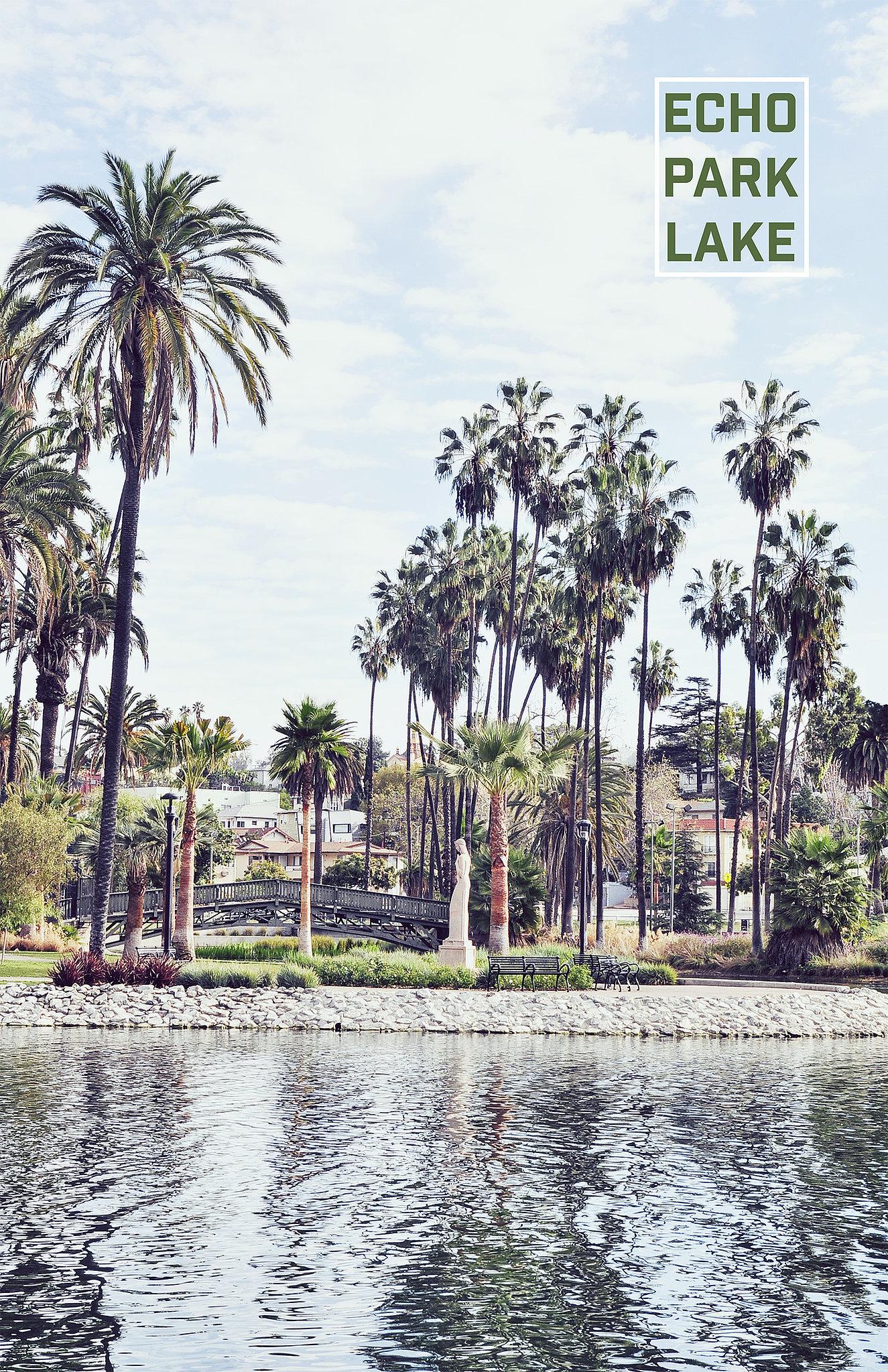Echo Park Lake ($15-$40)