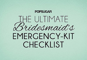 Bridesmaid Emergency Beauty Kit