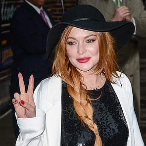 Lindsay Lohan Reveals Miscarriage on OWN Docuseries Finale