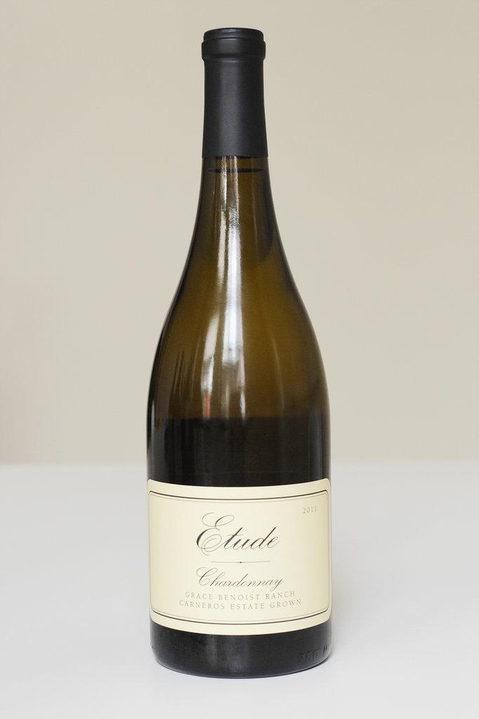 2011 Etude Chardonnay