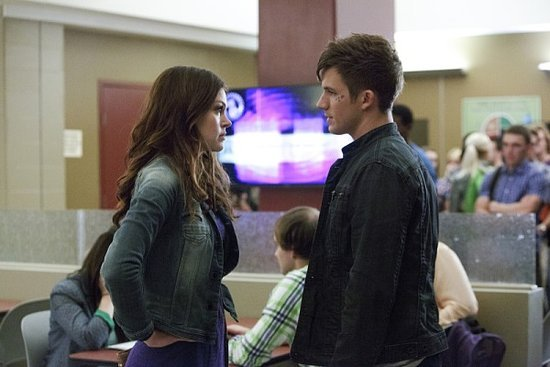Matt Lanter and Aimee Teegarden on Turmoil From Outed 'Star-Crossed' Romance