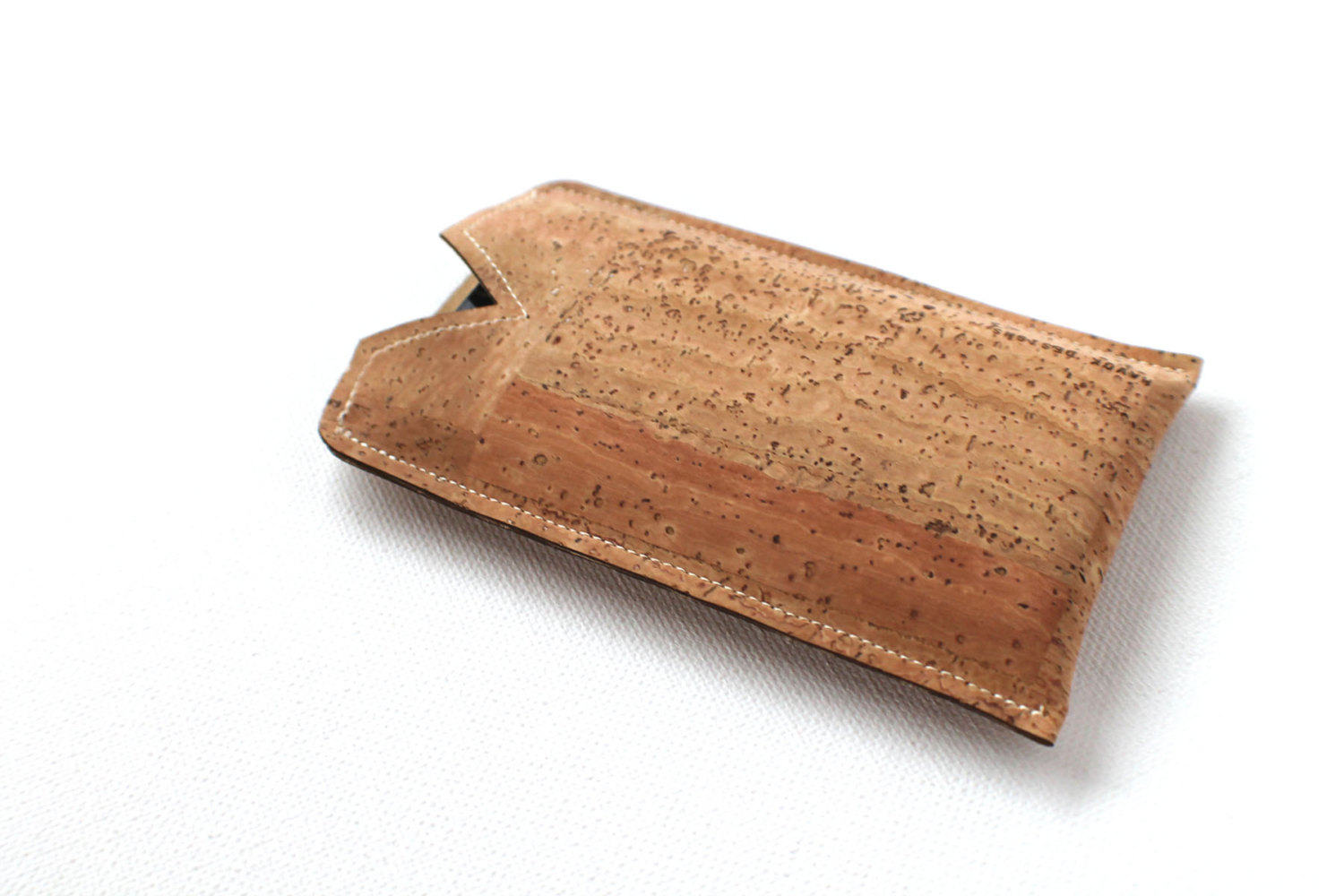 This cork iPhone 5 sleeve ($30) is made to order, so you know you're getting something unique.