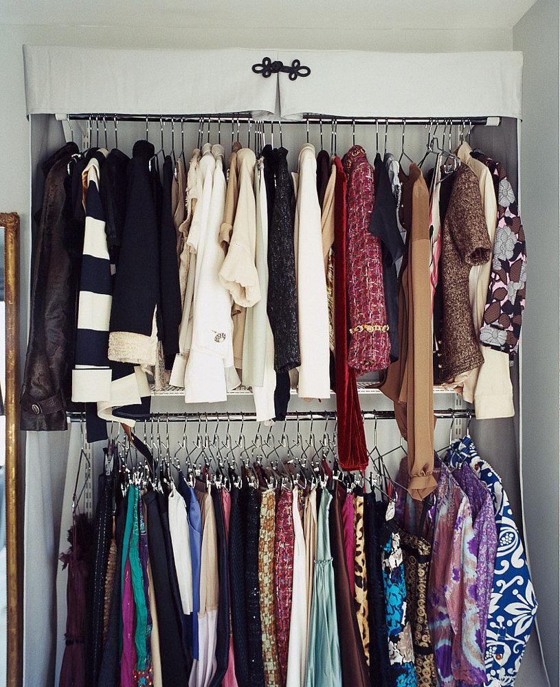 Extra Closet Space