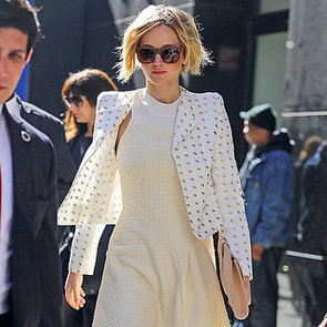 Jennifer Lawrence in NYC For Good Morning America