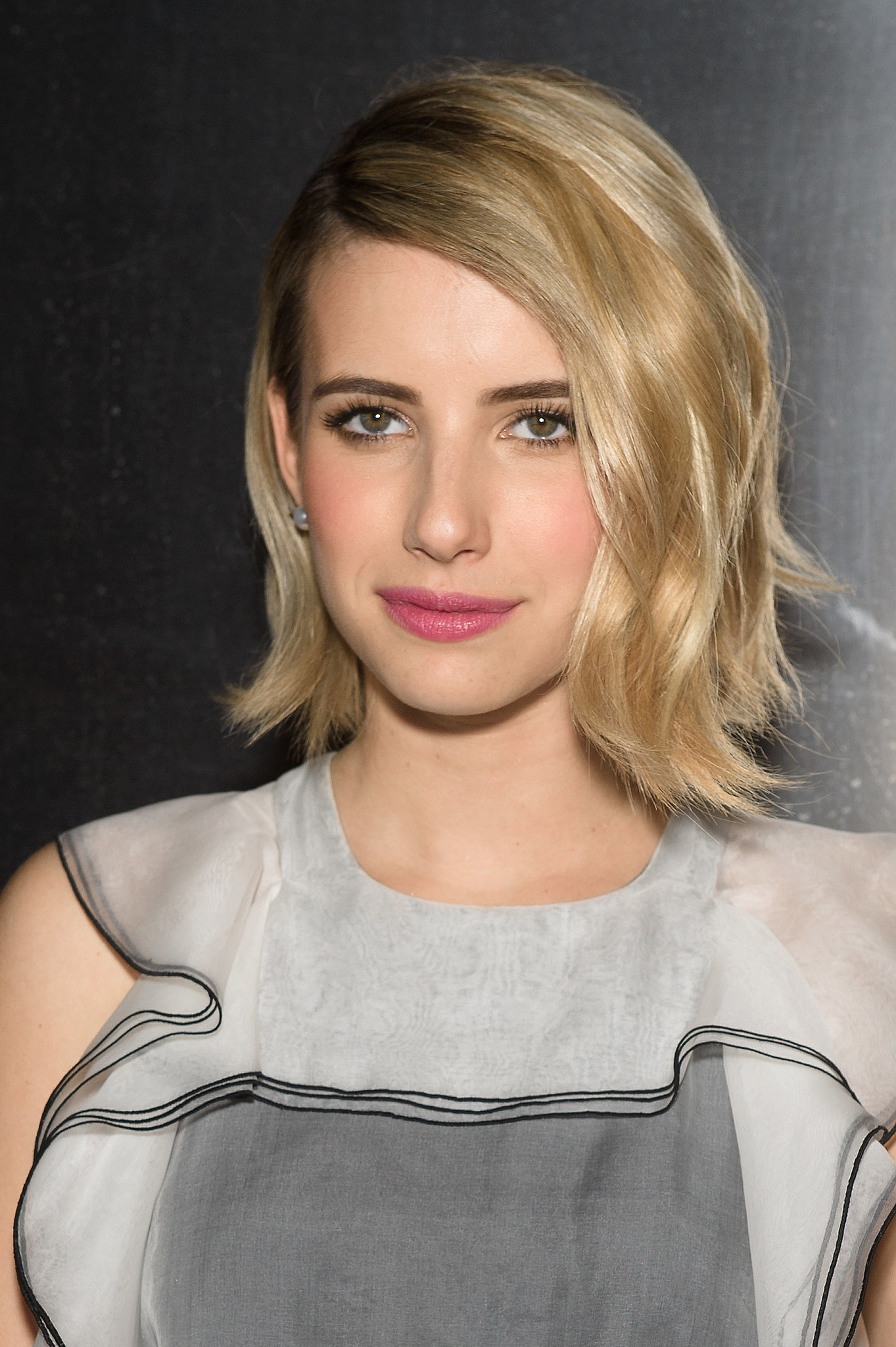 Emma Roberts | Solange Wears Our Favorite Spring Colors ...