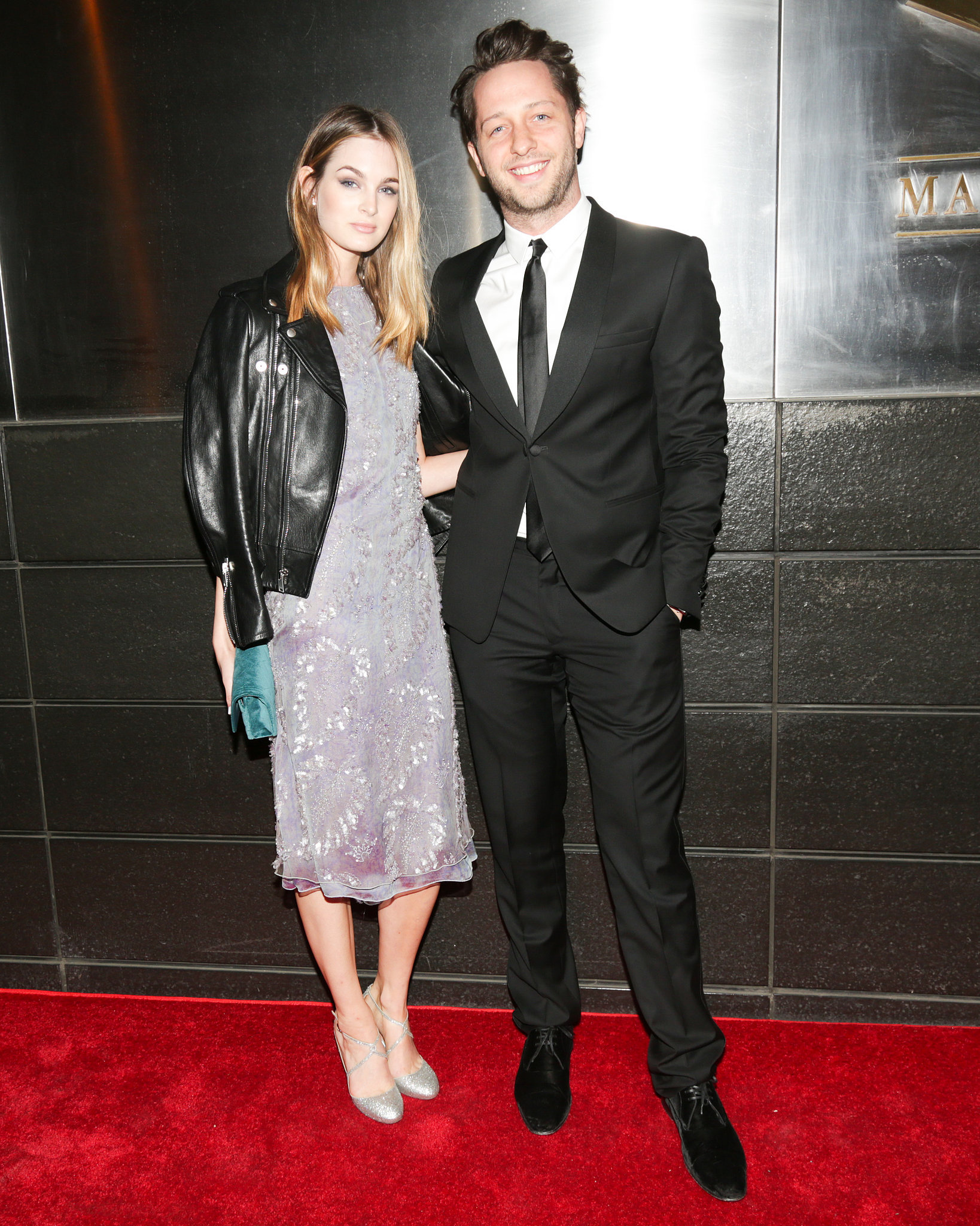 Laura Love and Derek Blasberg