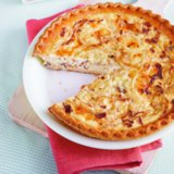 Quiche Lorraine: Perfect Make-Ahead For Mother's Day Brunch