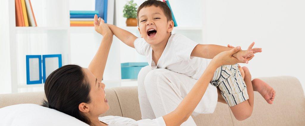 6 Energy-Boosting Tricks For Moms