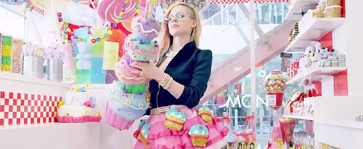 "All the Things You See in Avril Lavigne's ""Hello Kitty"" Video"