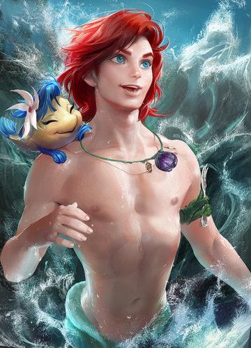 Gender-Flipped Ariel
