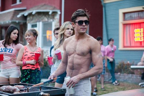 Zac Efron, Neighbors