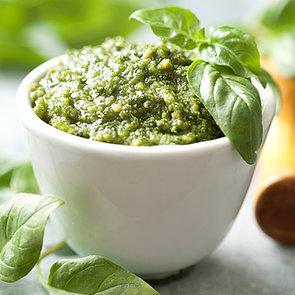 Walnut-Basil Pesto Recipe