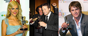 These Blast From the Past Logies Pictures Are Gold