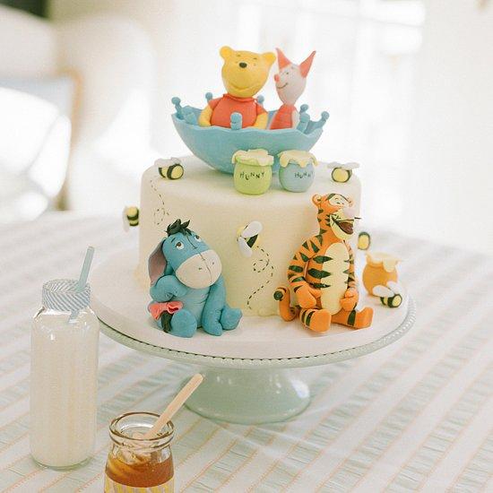 Winnie-the-Pooh Baby Shower