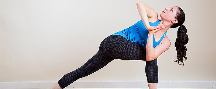 Twist Out Toxins With Heat-Building Yoga