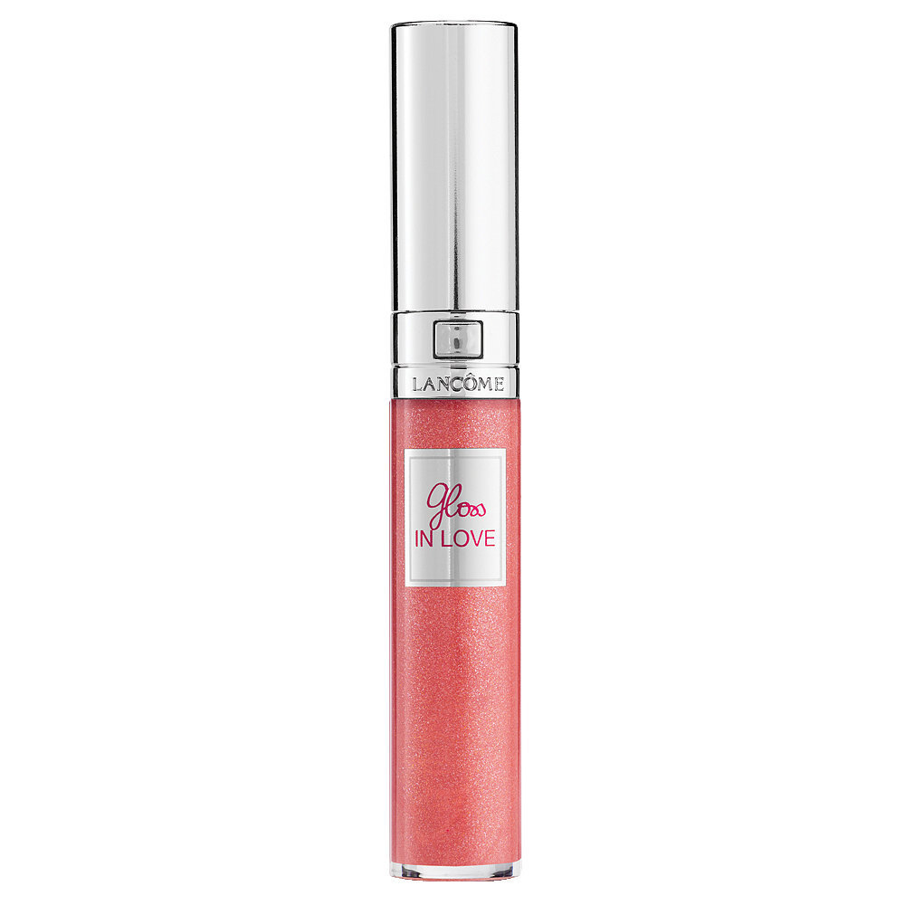 Lancome Gloss in Love in Fizzy Rosie ($27)