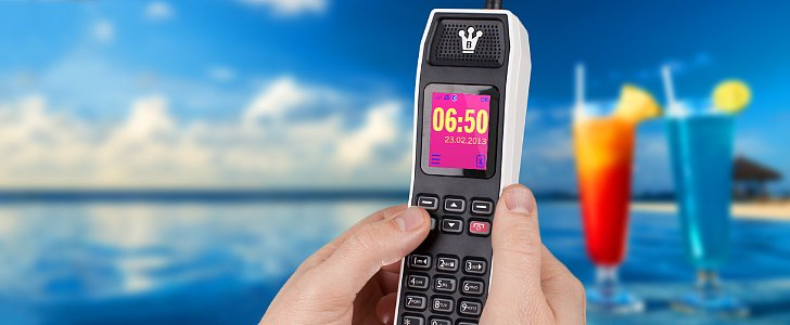 The Brick Phone Is Back — Zack Morris Would Be So Proud