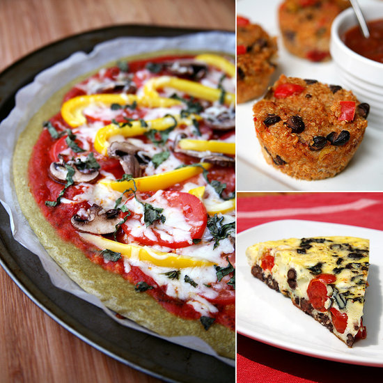 Get Enough Protein! 7 Nights of High-Protein Vegetarian Dinners