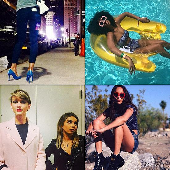 Fashion Instagram Photos   Week of April 24, 2014