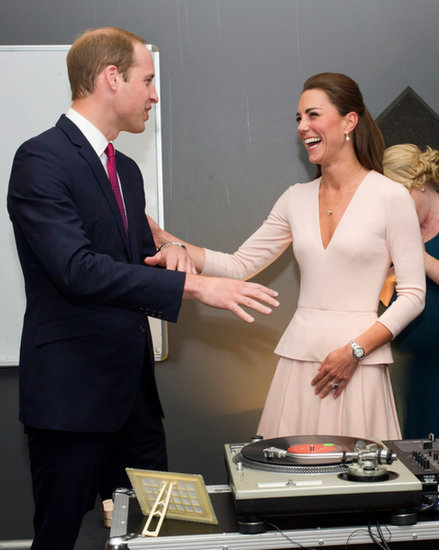 """""""I Know, William — I'm a Much Better DJ Than You."""""""
