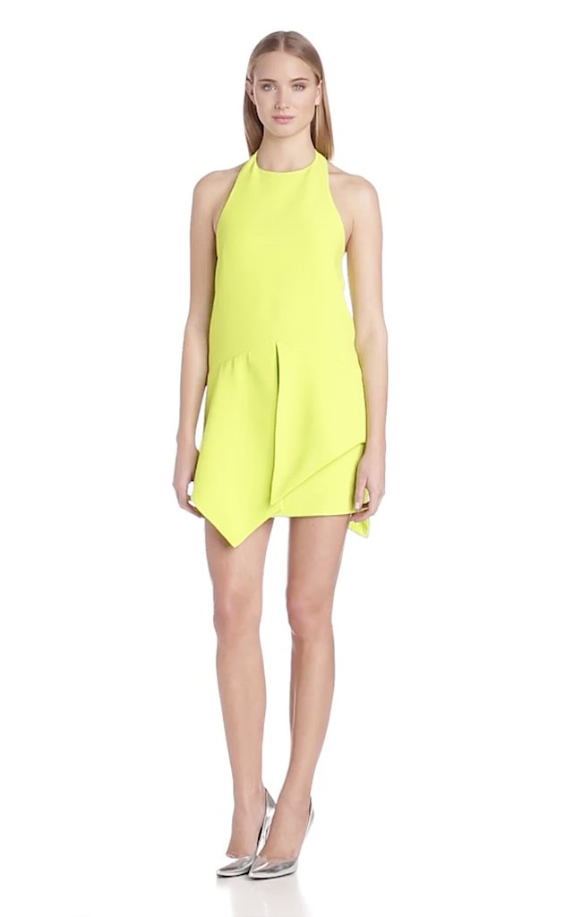 Finders Keepers Yellow Dress