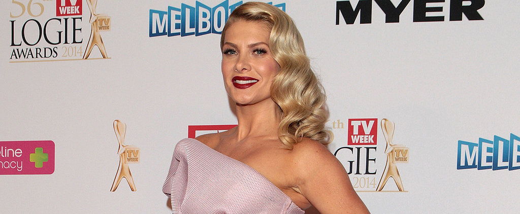 Natalie Bassingthwaighte Is Our Tip For Best Dressed at the Logies