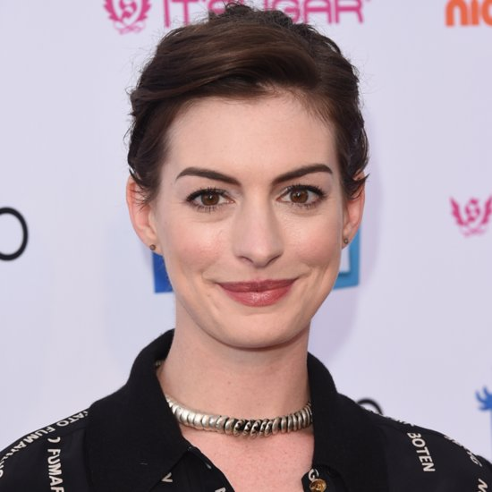 How Many Ways Can Anne Hathaway Style Her Pixie Cut?