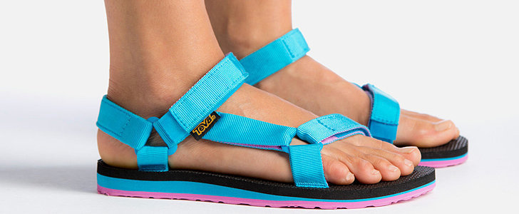 A Survivor's Tale of Wearing Tevas