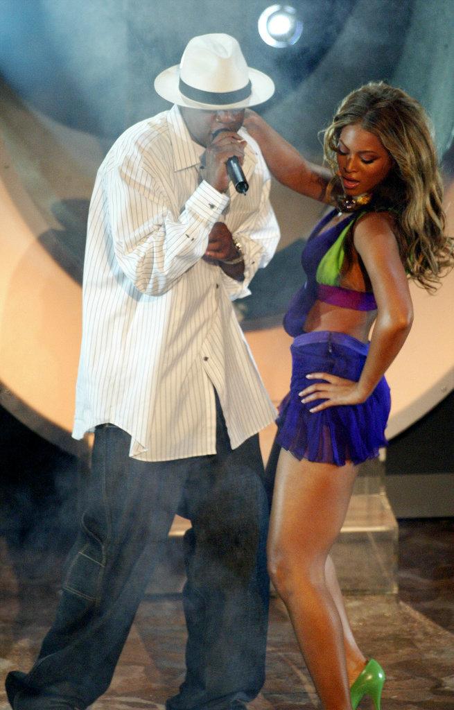 9. BET Awards, June 2003