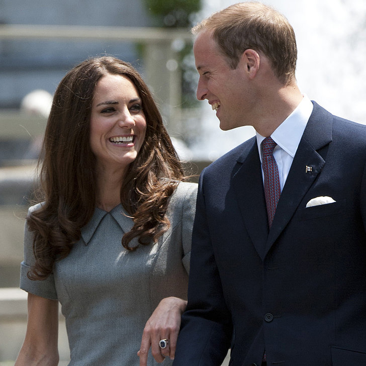 Kate Middleton and Prince William Cute Married Pictures | POPSUGAR ...