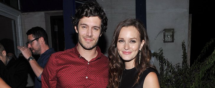 Adam Brody Explains How Leighton Meester Got Him to Costar With Her