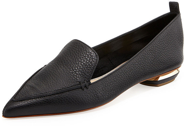 Nicholas Kirkwood Pointy Loafers