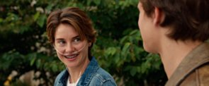 See Hazel Meet Augustus in The Fault in Our Stars Clip