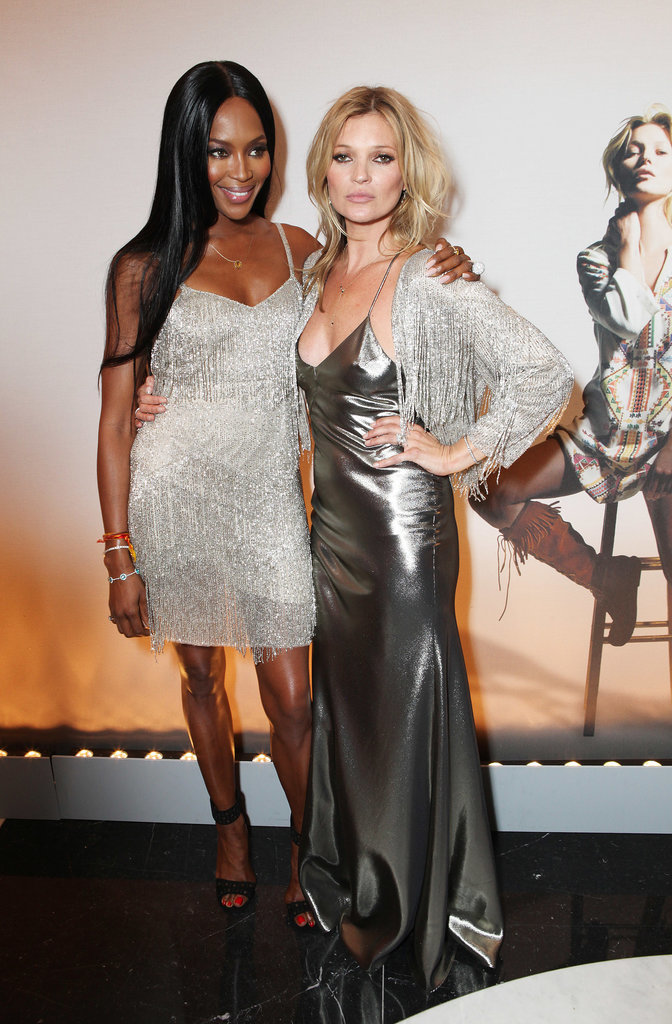 Kate Moss's Topshop Launch Brings Out Fashion's Finest