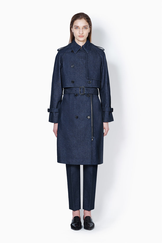 3.1 Phillip Lim Two-Piece Trench Coat