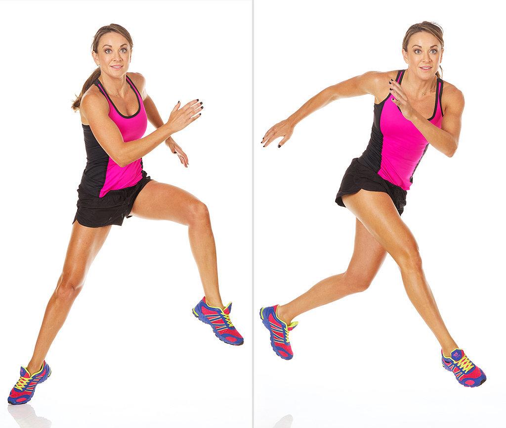 Sideways Running