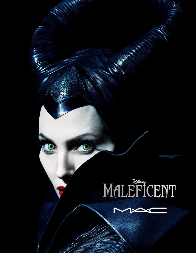 Mac Cosmetics Maleficient Makeup Collection