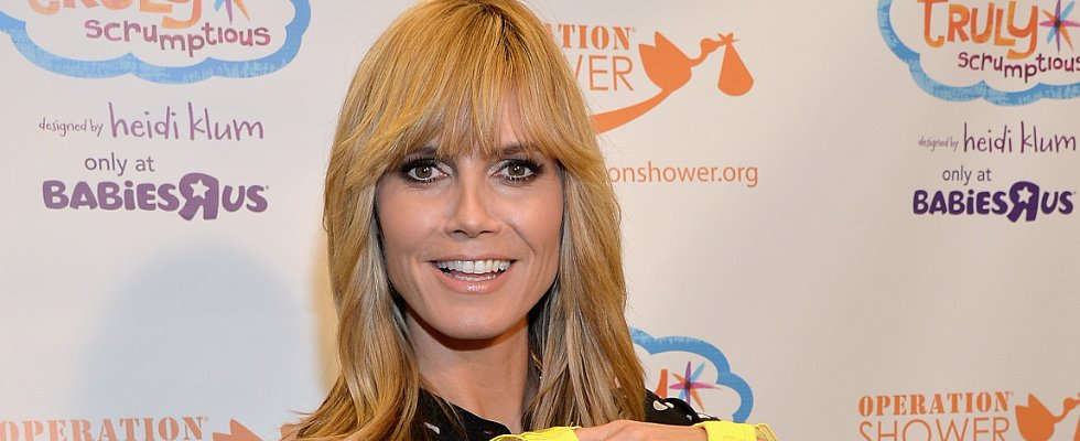 Heidi Klum On Her Perfect Mother's Day, Original Career Aspirations, and More