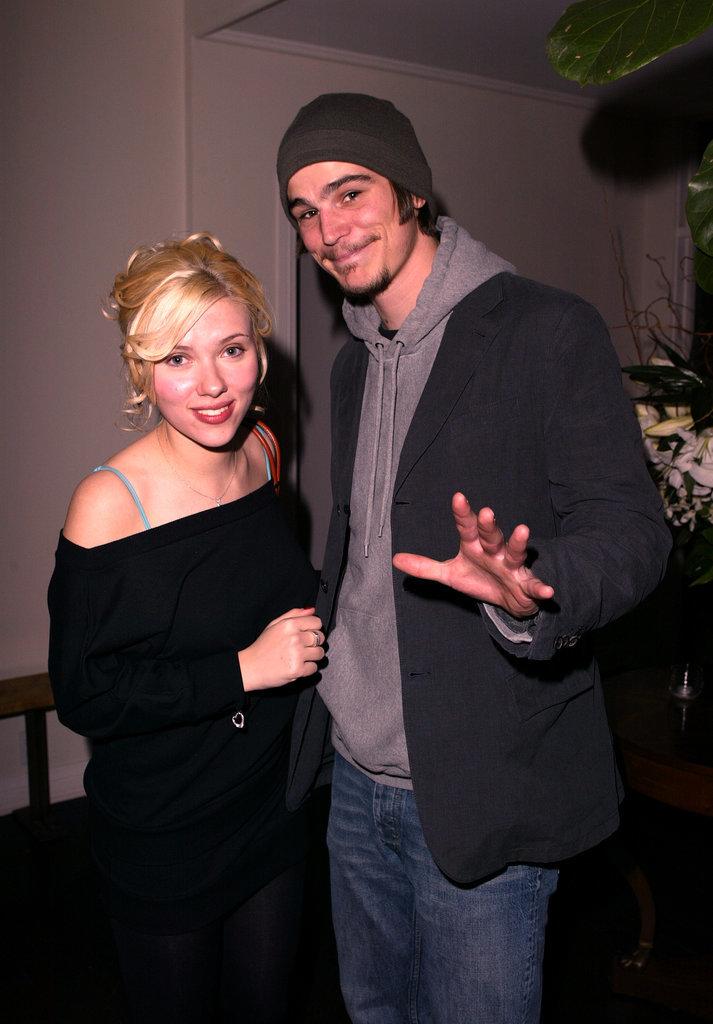 Even Scarlett Johansson Was Digging Him