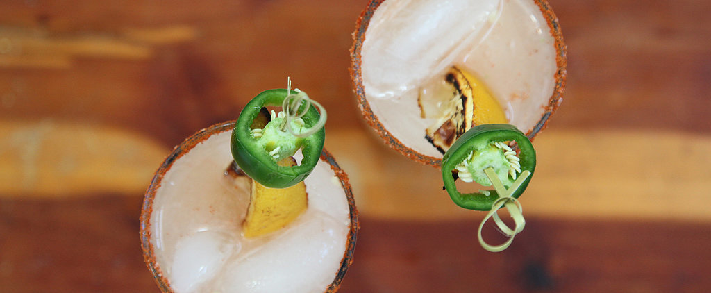 Spice Up Your Cinco de Mayo With a Jalapeño Paloma