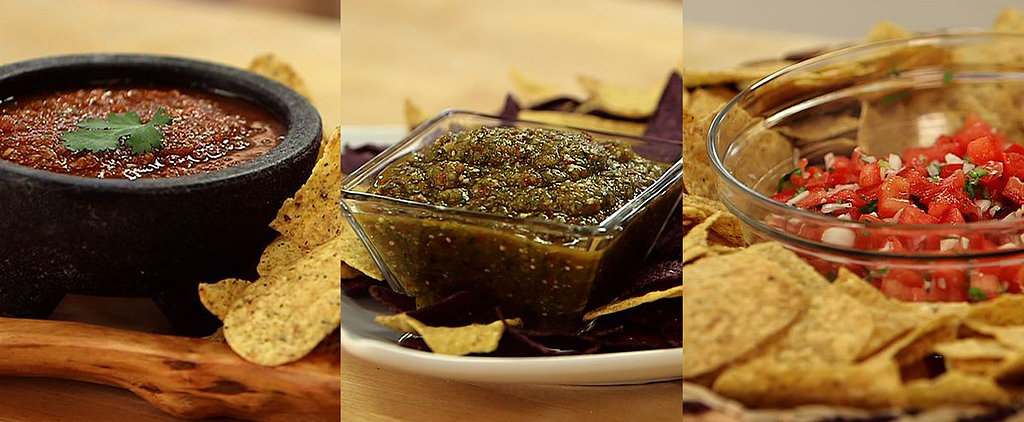 3 Classic Salsa Recipes You Need to Know